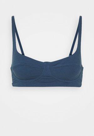 SCOOP BRALETTE - Underwired bra - dark denim