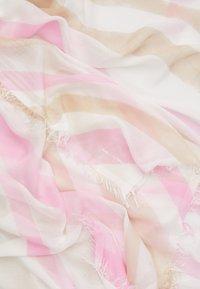 Marc Cain - Chusta - rose/white/brown - 2