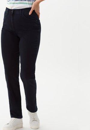 STYLE CORRY  - Straight leg jeans - dark blue
