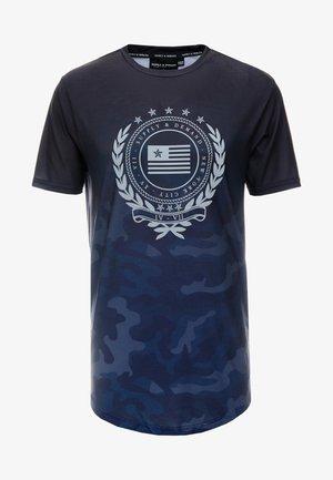 FUSE - T-shirts print - black