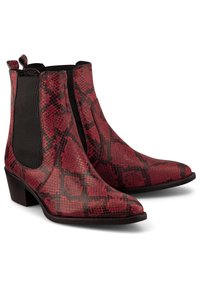 Belmondo - Classic ankle boots - rot - 3