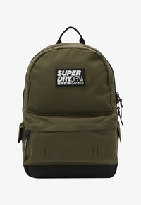 Superdry - CLASSIC MONTANA - Rucksack - forest pine - 1