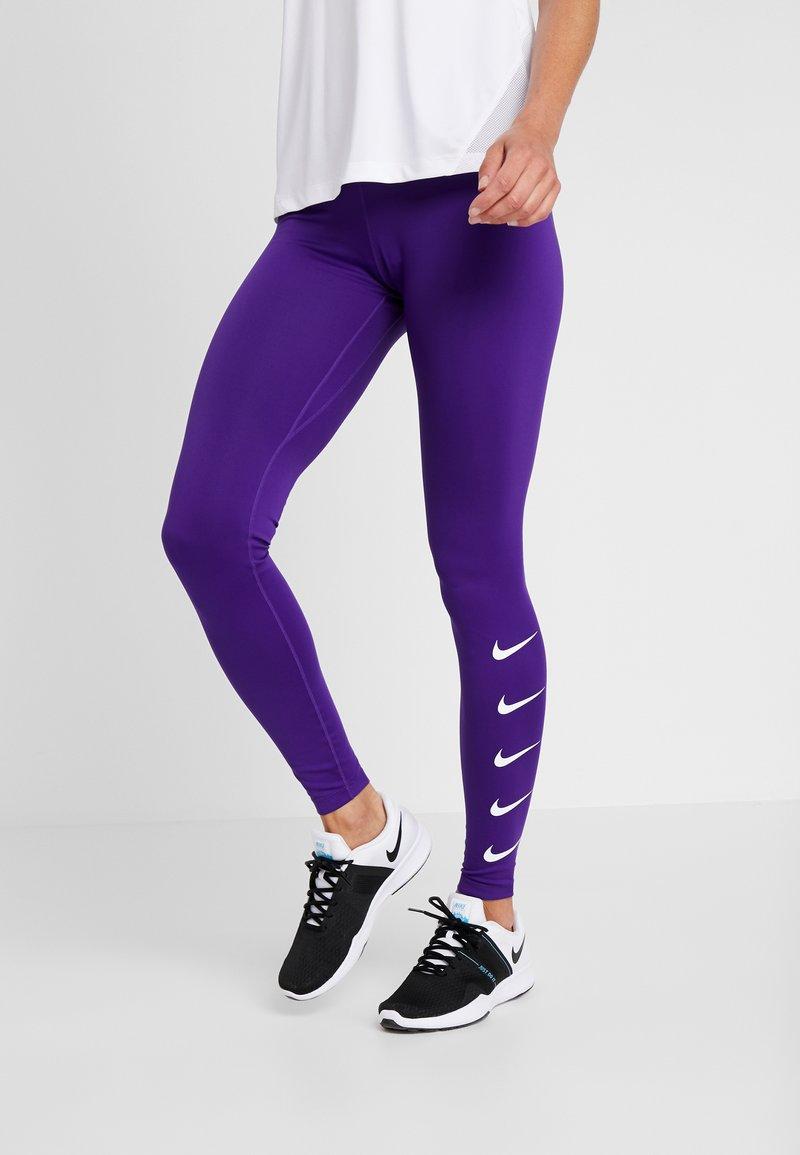 Nike Performance - RUN - Trikoot - court purple/white
