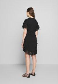 See by Chloé - Žerzejové šaty - black - 2