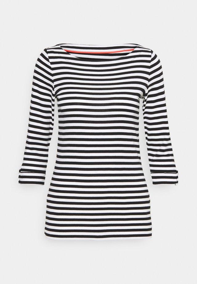 COO TEE - Long sleeved top - black