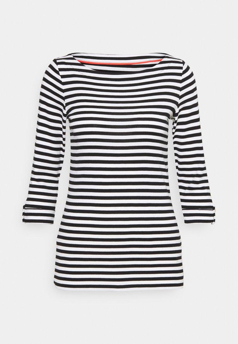 Esprit - COO TEE - Maglietta a manica lunga - black