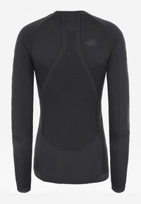 The North Face - W ACTIVE L/S CREW NECK - Long sleeved top - asphalt grey/tnf black - 1
