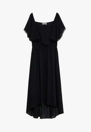 PUNTAS8 - Day dress - schwarz