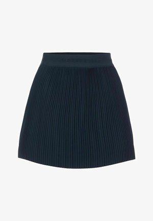 Pleated skirt - jl navy