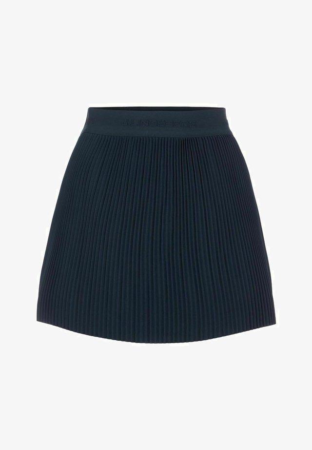 Jupe plissée - jl navy