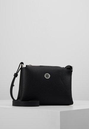 CORE CROSSOVER - Sac bandoulière - black