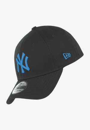 Cap - black/blue jewel