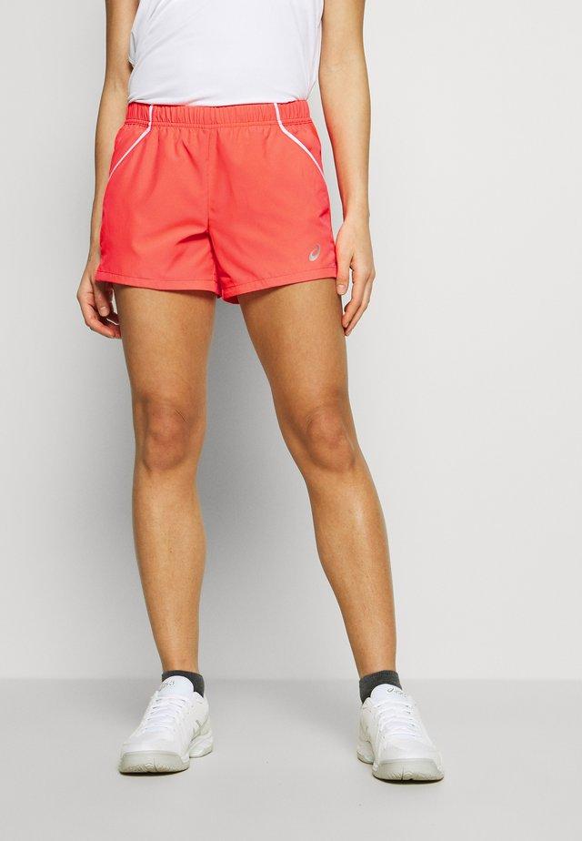 PRACTICE SHORT - Pantaloncini sportivi - diva pink
