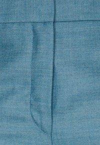 Victoria Victoria Beckham - CIGARETTE TROUSER - Kalhoty - storm blue - 9