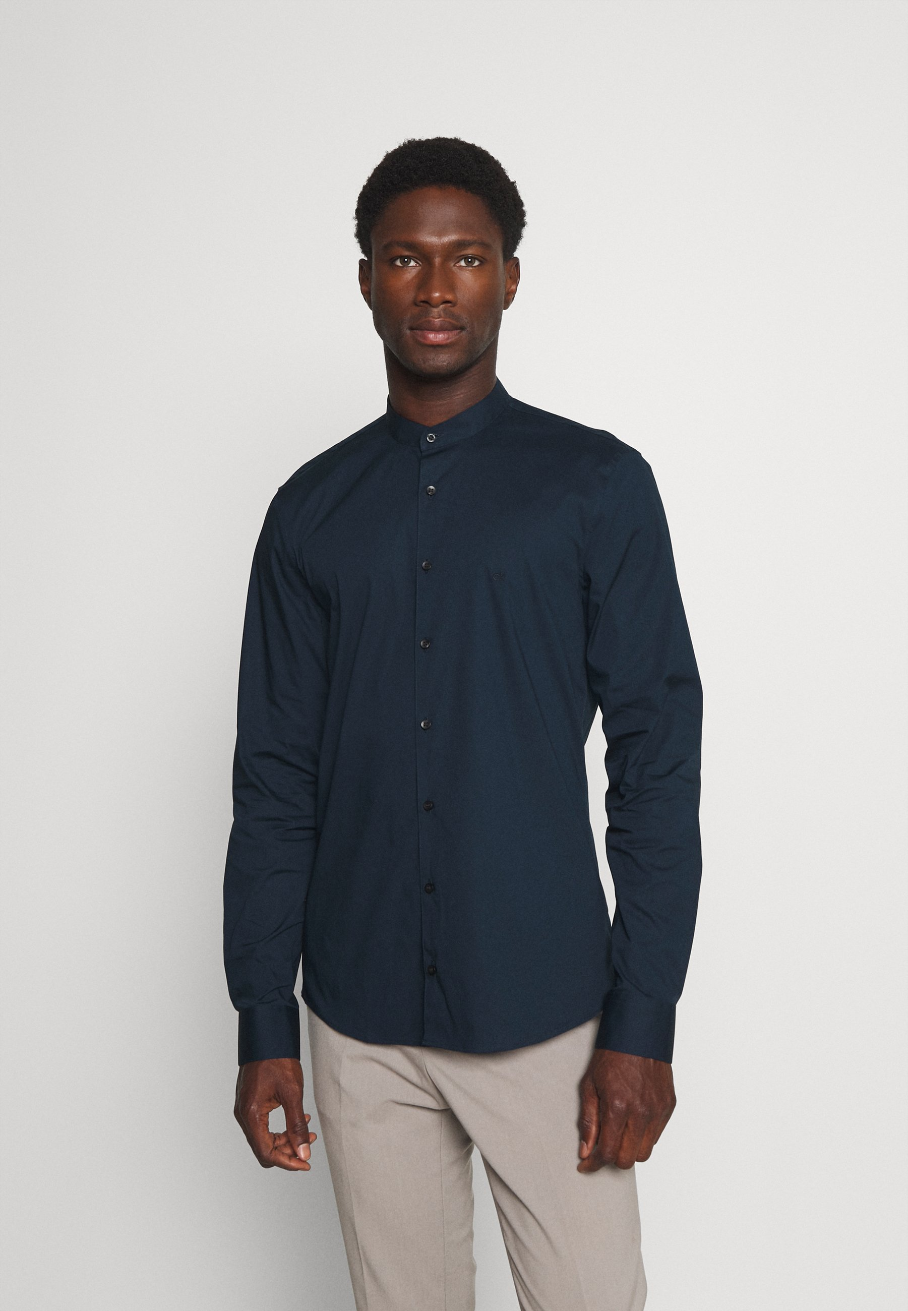 Hombre LOGO STRETCH SLIM - Camisa elegante
