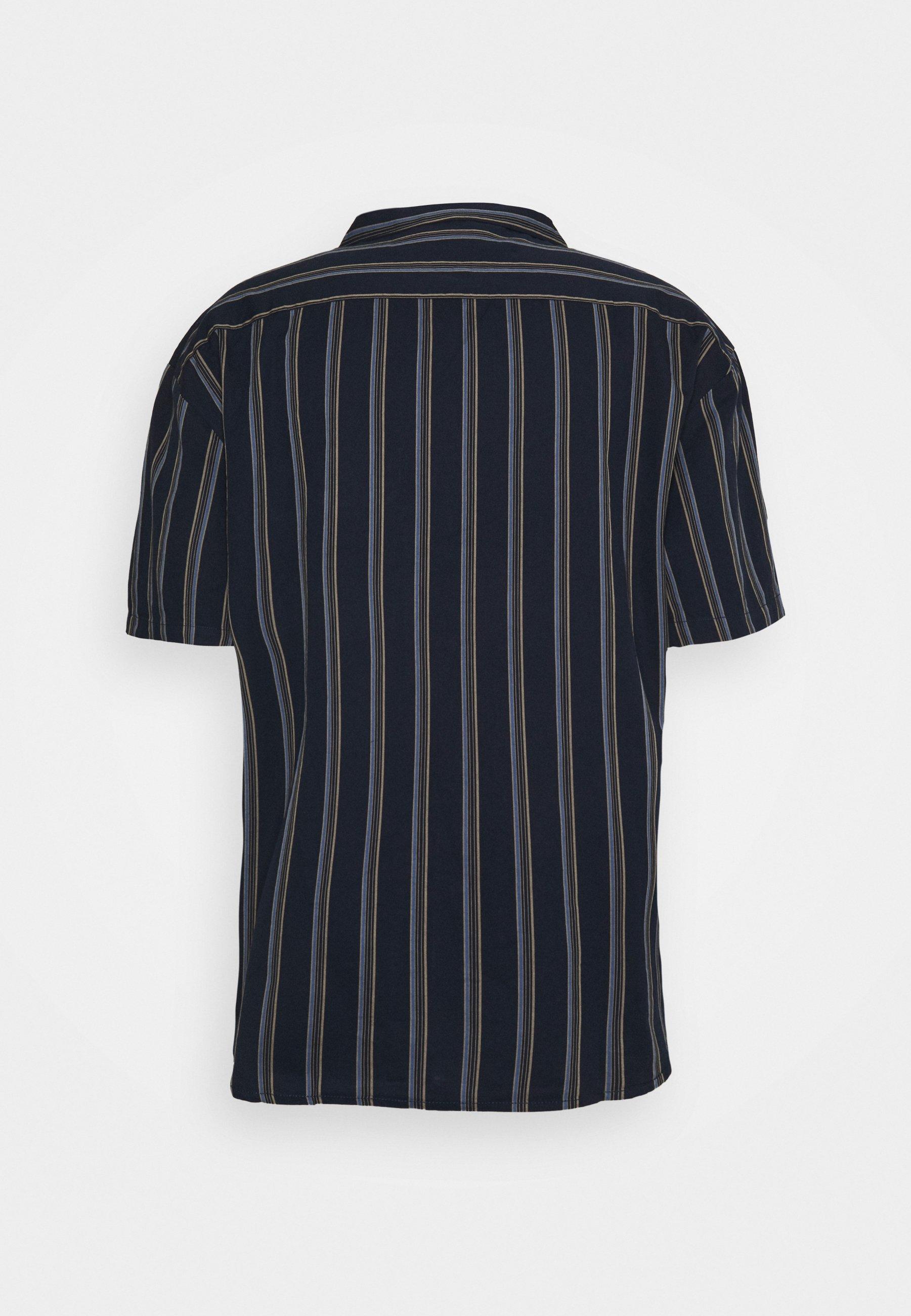 Women FINE PREPPY STRIPE UNISEX - Button-down blouse