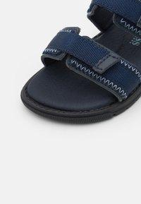 BOSS Kidswear - LIGHT - Sandals - navy - 5