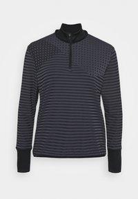 Nike Golf - DRY ACE - Sports shirt - black/gridiron - 4