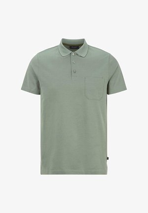 Polo shirt - light eucalyptus