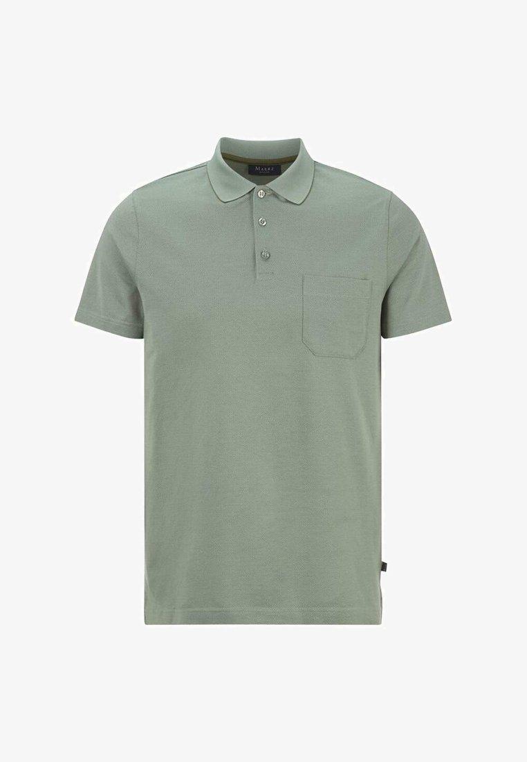 MAERZ Muenchen - Polo shirt - light eucalyptus
