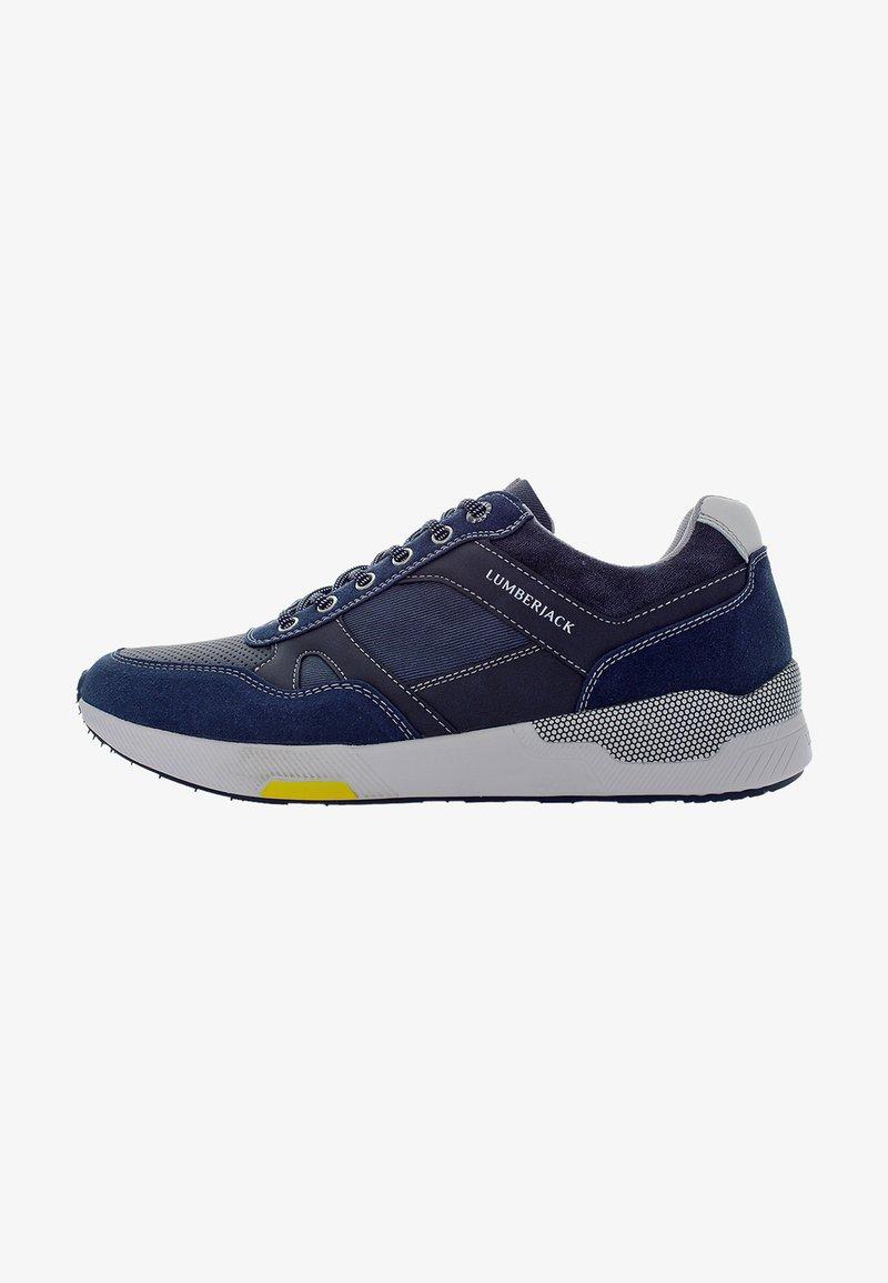 Lumberjack - Sneakers basse - navy blue