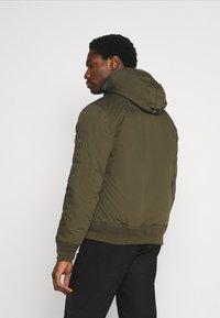 Schott - POWELL - Winter jacket - kaki - 3