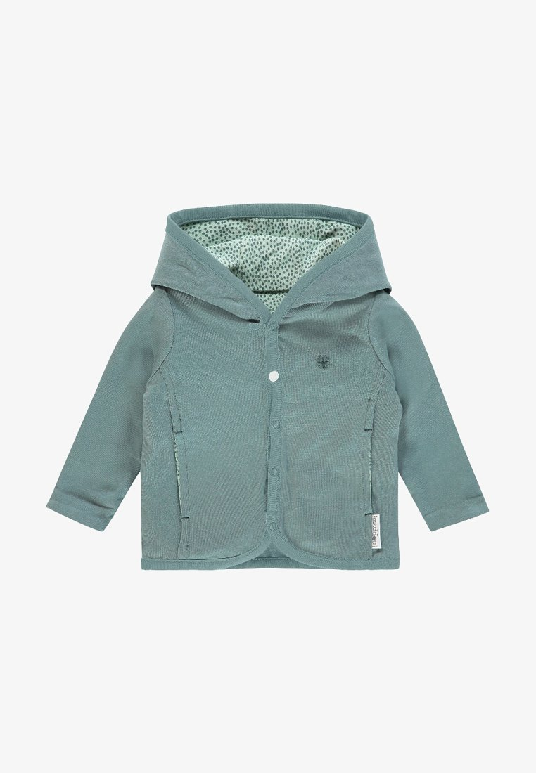 Noppies - HAYE - Jas - grey mint