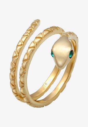 PINKY SCHLANGE  - Prsten - gold-coloured