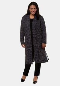 Ulla Popken - Classic coat - schwarz - 0