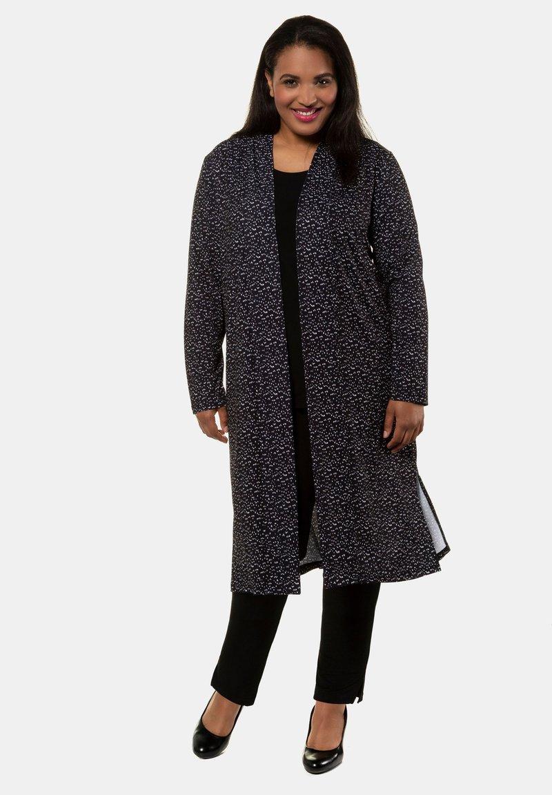 Ulla Popken - Classic coat - schwarz