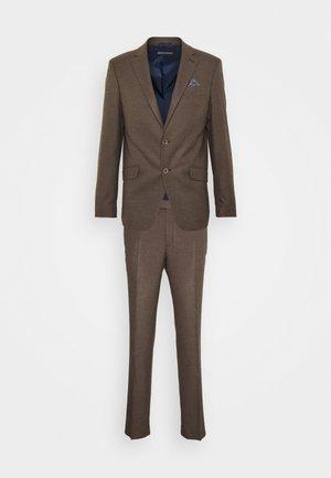 KARTE - Dress - brown