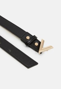 Valentino by Mario Valentino - DIVINA PLUS - Belt - nero/gold-coloured - 0