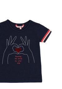 Boboli - T-shirt print - navy - 2