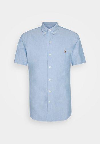SLIM FIT OXFORD SHIRT - Koszula - blue
