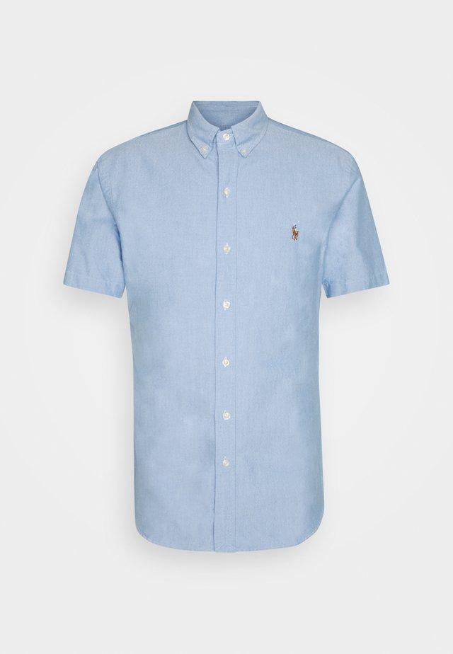 SHORT SLEEVE SHIRT - Shirt - blue