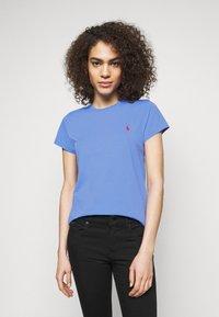 Polo Ralph Lauren - T-shirt basic - harbor island blu - 0