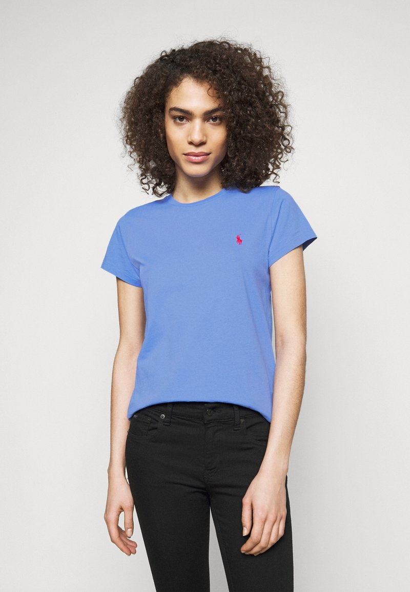 Polo Ralph Lauren - T-shirt basic - harbor island blu