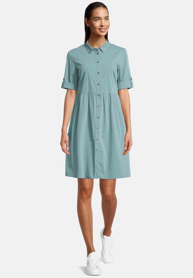 Shirt dress - arctic