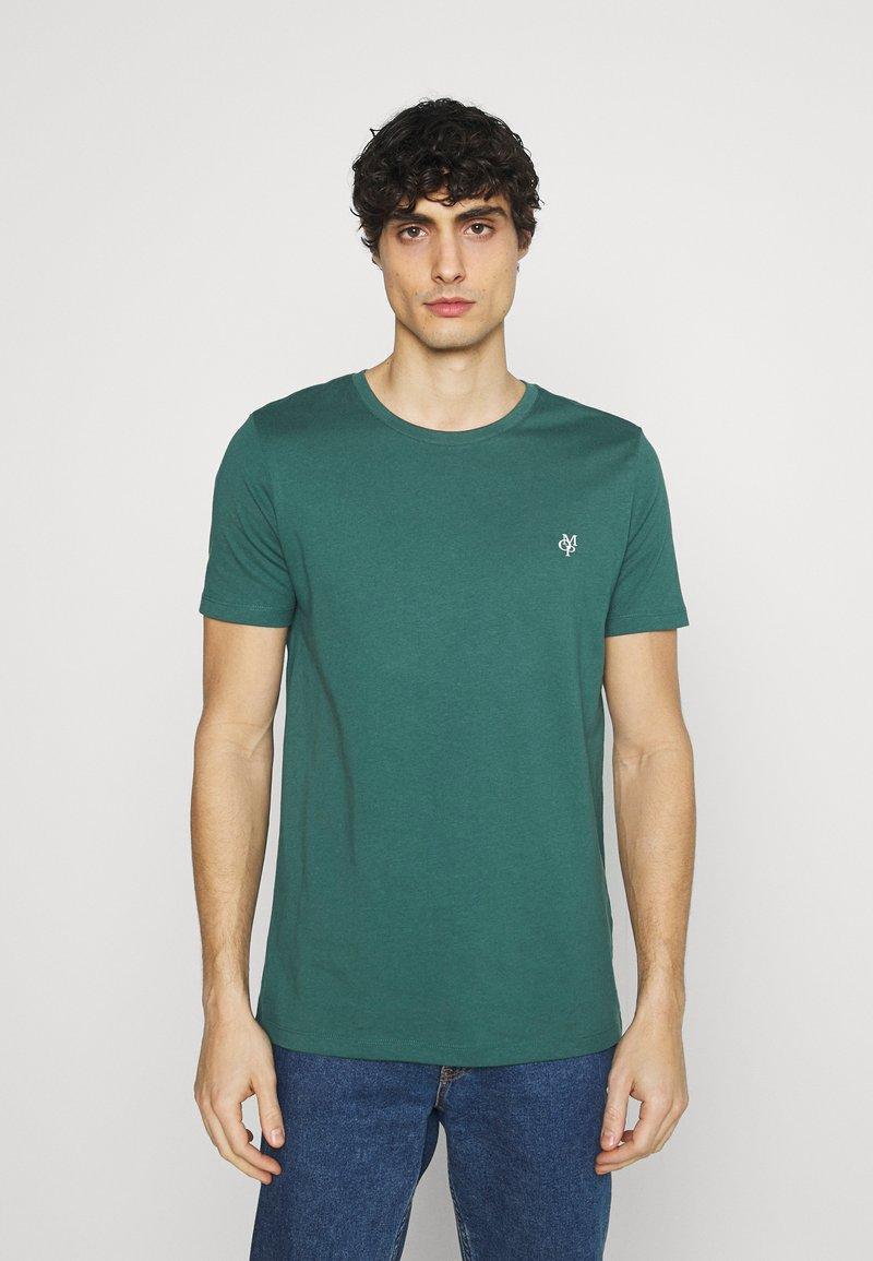 Marc O'Polo - SHORT SLEEVE - T-shirt basic - bistro green