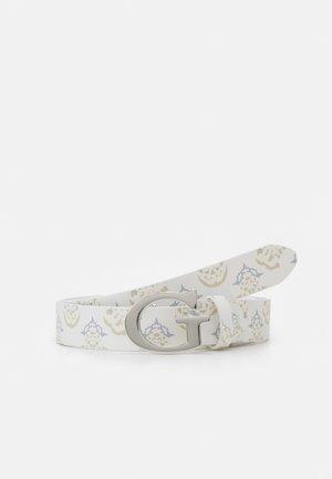 ADJUSTABLE BELT - Cintura - white