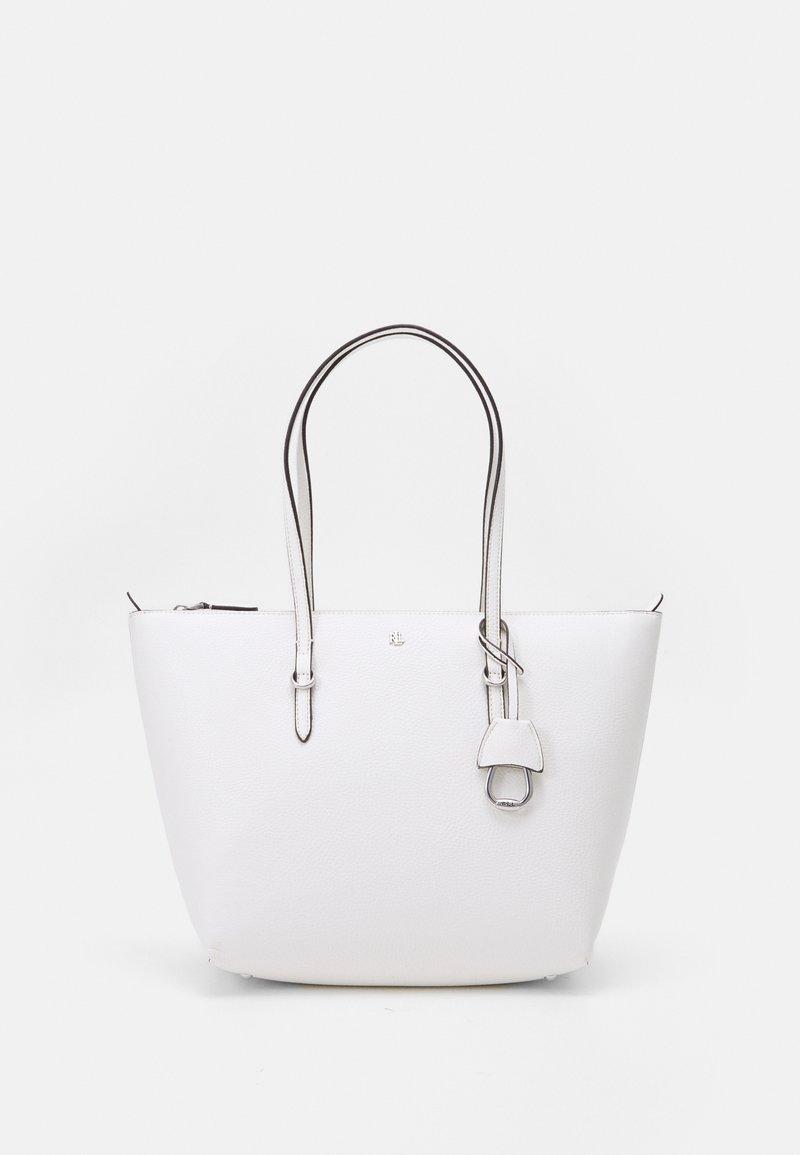 Lauren Ralph Lauren - GRAIN KEATON - Handbag - vanilla