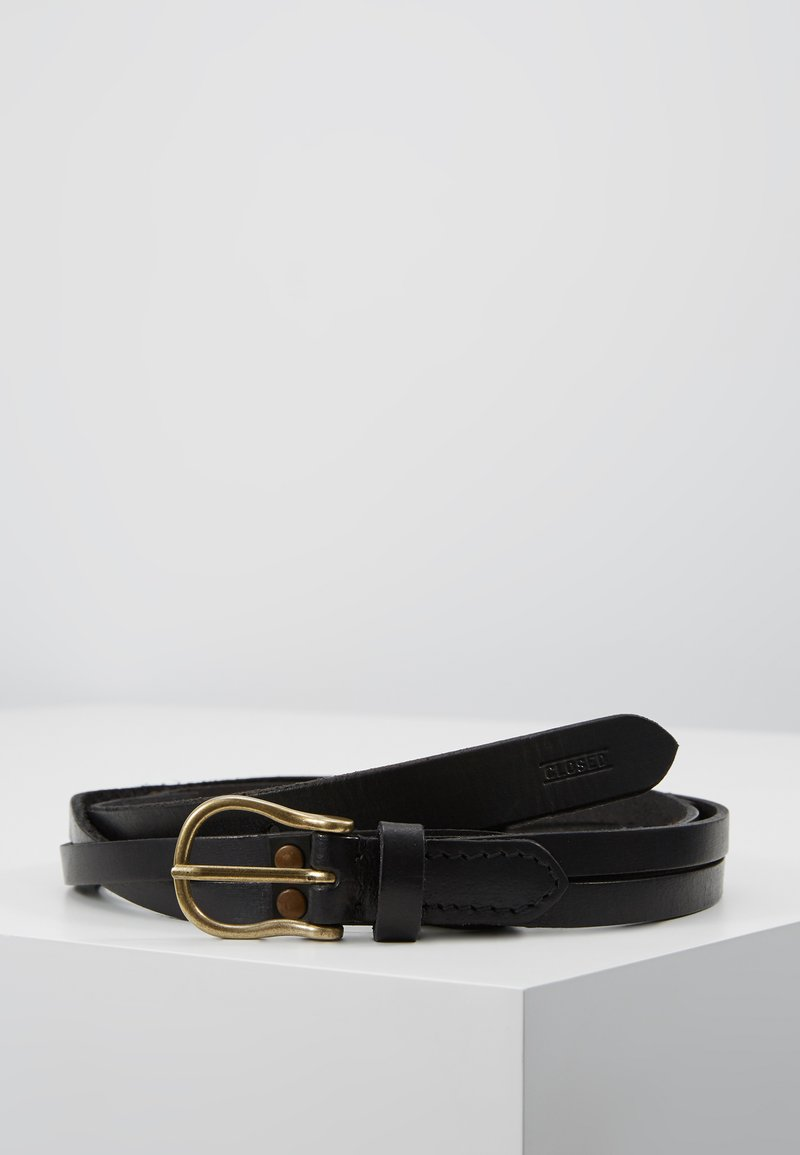 CLOSED - BELT - Belt - black