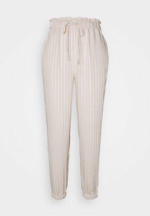 YASMAIBRITT PANTS - Trousers - whisper pink