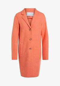 Oui - Classic coat - apricot - 5