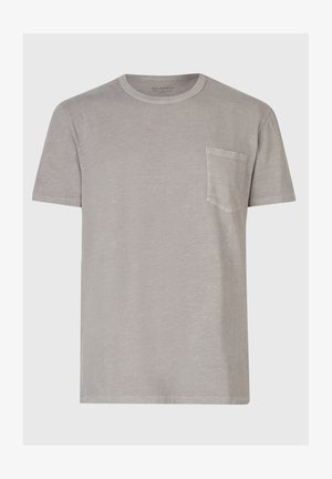 PILOT - Basic T-shirt - grey