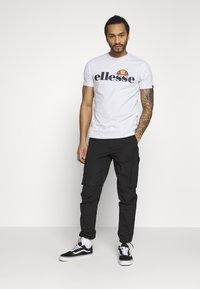 Ellesse - PRADO - Printtipaita - white marl - 1