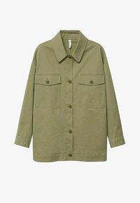 Mango - Summer jacket - khaki - 6