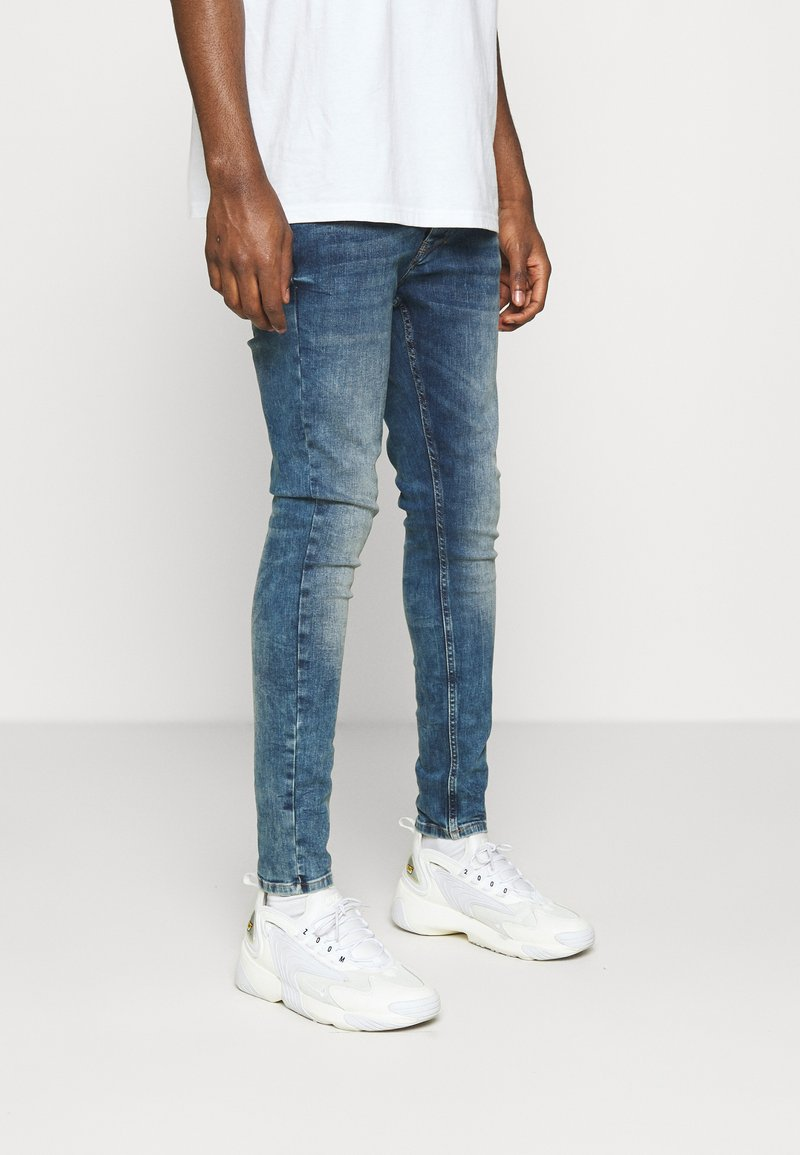 Gym King - FORD  - Jeans Skinny Fit - blue