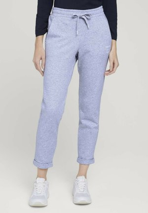 Tracksuit bottoms - comfort grey melange