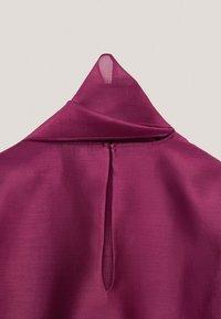 Massimo Dutti - Blouse - neon pink - 4